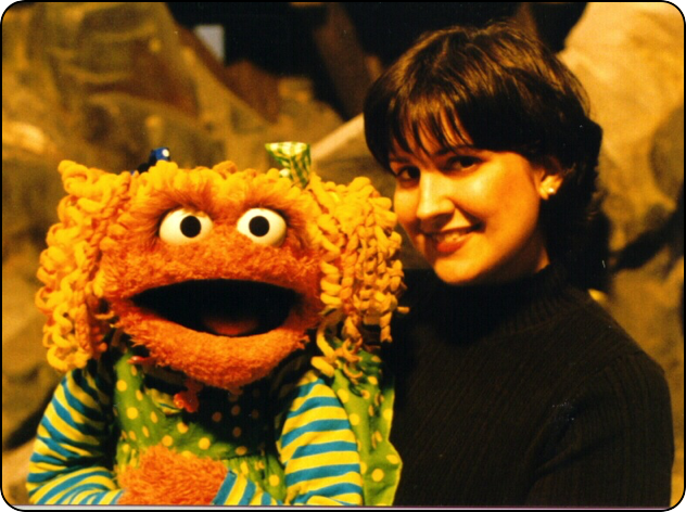 Stephanie D'Abruzzo's puppetry credits